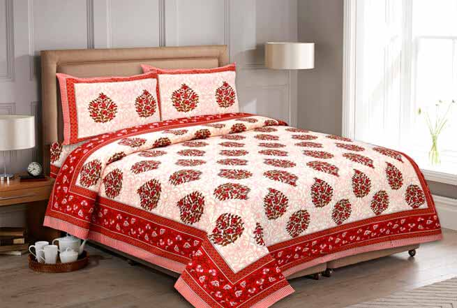 Double Bedsheet-Jaipur Wholesaler