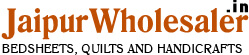 Jaipur Wholesaler official Logo Image